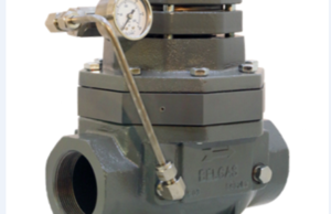 BelGAS CP P5300 Series Back Pressure Regulator