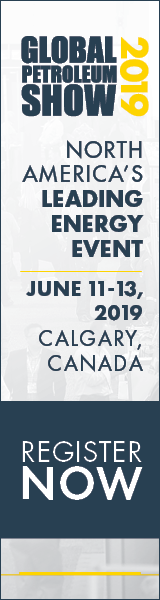 Global Petroleum Show 2019
