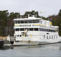 Damen Shiprepair Oskarshamnsvarvet wins contract for lifetime extension of Stockholm ferry