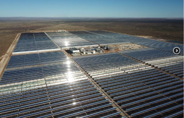 ENGIE starts operations at 100 MW Kathu Solar Park in South Africa