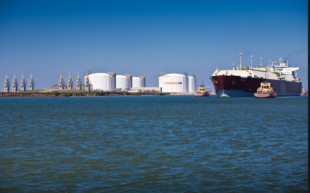Golden Pass LNG Export Project