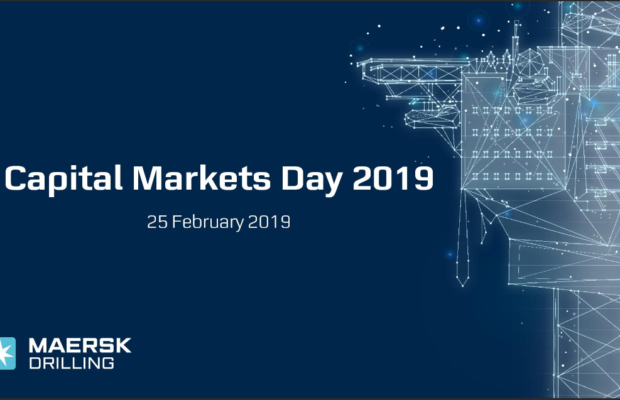 Maersk Drilling hosts Capital Markets Day 2019