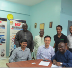 Schneider Electric, Nigerchin, partner on Electricians Programme