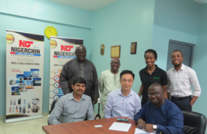 Schneider Electric, Nigerchin, partner on Electricians Programme