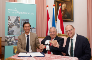 Dietsmann Invests in Austrian Robotics Firm Taurob