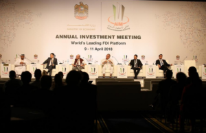 Investment flows to UAE expected to go up by 20 percent in 2019 due to new FDI law