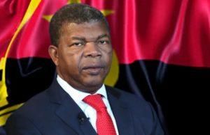 Angola President, President João Lourenço,