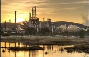 Shell's Martinez Refinery