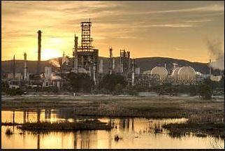 Shell's Martinez Refinery