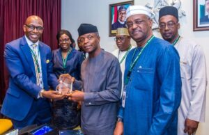 """NLNG: THE MOST ELOQUENT INVESTMENT""- OSINBAJO"