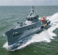 Latest Damen FCS 3307 Patrol vessels