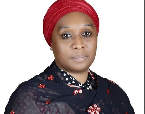 The Group Chief Operating Officer of MRS Holdings Limited, Amina Maina
