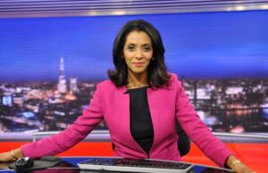 BBC World News presenter Zeinab Badawi