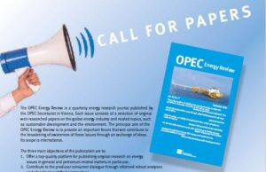 OPEC Energy Review
