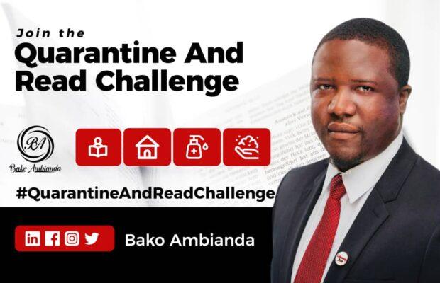 Quarantine And Read Challenge
