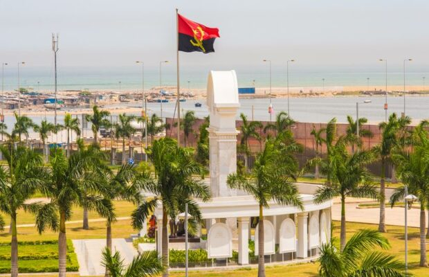 Angola Oil and Gas