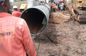 Ajaokuta-Kaduna-Kano (AKK) gas pipeline