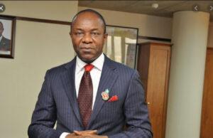 Dr Emmanuel Ibe Kachikwu