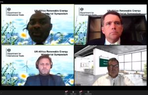 UK-Africa Renewable Energy Ministerial Symposium