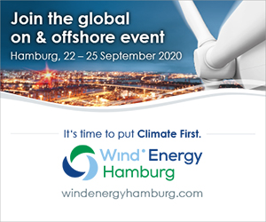 Wind Energy Hamburg 2020